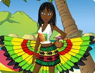 Jamaica Dress Up