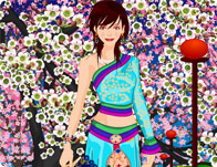 Japanese Style Dress Up