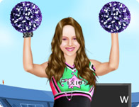 Jennifer Lawrence Cheerleader