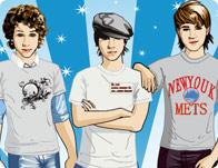 Jonas Brothers Dressup