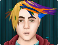 Justin Bieber Real Haircuts Girl Games