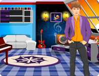 Justin Bieber Room Decoration