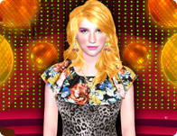 Kesha Popstar Dressup