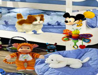 Kid's Bedroom Hidden Objects