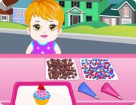 Kids' Cupcake Bar