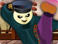 Kung Fu Panda Dress Up