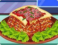 Lasagna Decoration