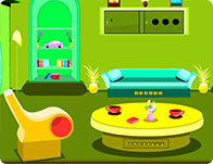Light Green Room Escape