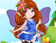 Little Fairy Dressup