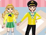 Make Your Pretty Couple Doll