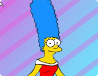 Marge Simpson Doll