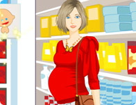 Maternity Fashion Dress Up