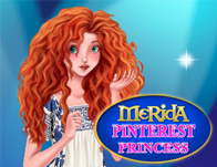 Merida Pinterest Princess