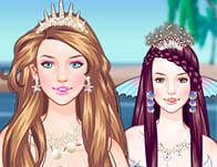 Wondrous Mermaid Games For Girls Girl Games Short Hairstyles Gunalazisus