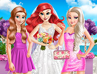 2930e6bf6eb63 Barbie Fairy vs Mermaid vs Princess - Girl Games