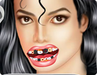 Michael Jackson at the Dentist
