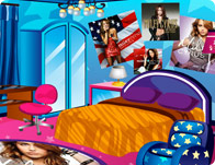 Miley Cyrus Fan Room Decoration