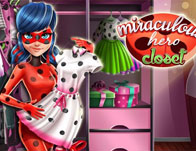 Miraculous Hero Closet