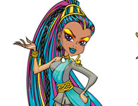 Monster High Coloring 2