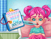 Moody Ally Flu Doctor