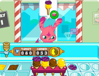 Moshi Ice Cream Parlor