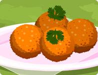 Mozzarella Risotto Balls Recipe