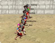 Multiplayer Momentum