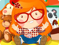 My Baby Doll Girl Games