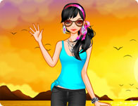 New Sunset Dressup