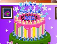 New Year Cake 2012