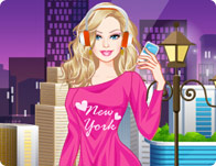 New Yorker Barbie Dress Up