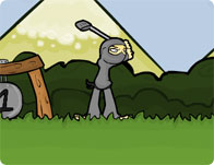 Ninja Golf