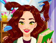 Olivia Real Haircuts