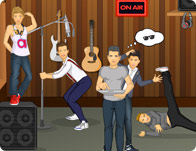 One Direction Crazy Danci