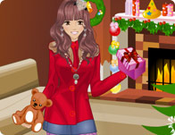 Opening Santa's Gifts