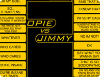 Opie vs Jimmy Soundboard