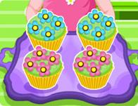 Pancy Cupcakes