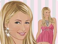 Paris Hilton Dressup