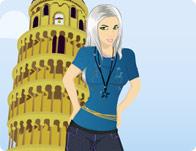 Pisa Girl