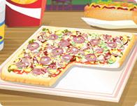 Pizza Squared!