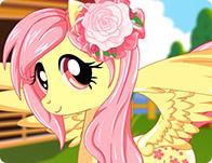 Pony Makeover Hair Salon