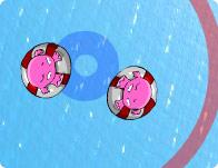 Poolside Sumo