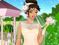 Precious Bride Dress Up