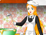 Pretty Chef Dress Up
