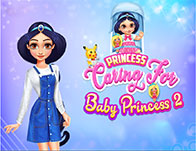 Princess Caring For Baby Princess 2