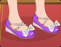 Princess Mulan Shoes Designer