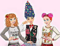 Princess Ugly Sweater Fun