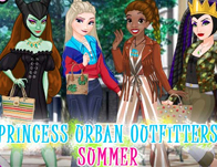Princess Villain Summer Fashion