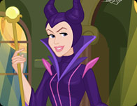 Princess v.s Villains Halloween Challenge