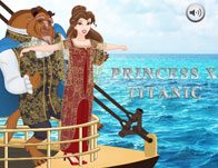 Princess X Titanic
